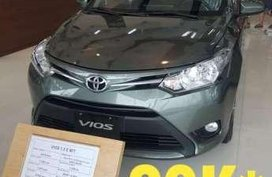 New 2017 Toyota Vios Unit Best Deal For Sale