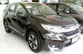 Honda CR-V 2017 black new for sale