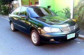 Good Running Condition 2002 Nissan Sentra AT For Sale