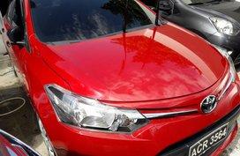 2016 Vios 1.3E Manual Gasoline Red Mica