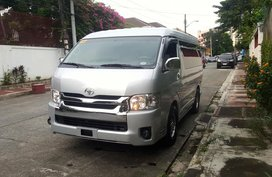 2016 Toyota Hiace Grandia GL Automatic for sale