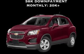 Trax 2016 SUV for sale