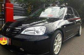 2002 Honda Civic Dimension for sale