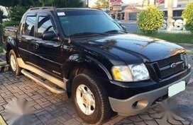 2002 FORD EXPLORER . automatic . pick-up . very fresh . airbag . nice