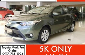 5k DP Only Toyota Vios Christmas Promo Sale ALL IN Price Drop