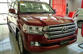 Selling Brand New Toyota Land Cruiser 2019 in Muntinlupa