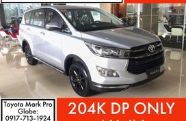 Call Now: 09258331924 Casa Sale 2019 204k DP Only Toyota Innova Touring Sport Hiend!!!