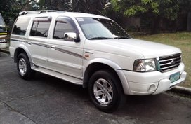 2007 Ford Everest for sale