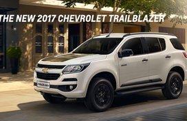 2017 Chevrolet Trailblazer New for sale