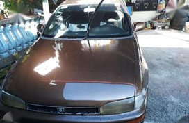 Toyota Corolla 94 BROWN FOR SALE