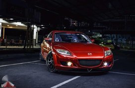 Mazda RX-8 Red for sale