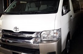 2016 TOYOTA Hiace Grandia GL Automatic Diesel FOR SALE