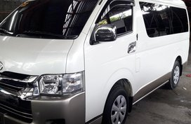 2016 Toyota Hiace Grandia GL Manual Diesel for sale