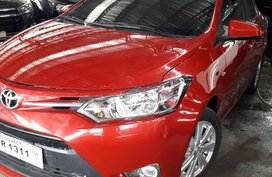 2016 TOYOTA Vios 1.3J Manual Gasoline FOR SALE