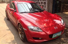 Mazda RX8 Sports Manual Red Coupe For Sale