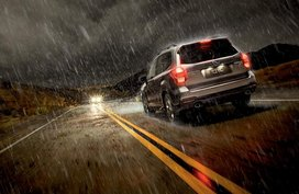 Driving under stormy weather: A driver's must-know
