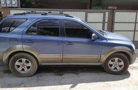 2004 Kia Sorento 4x2 Gas AT for sale