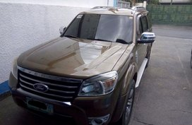 Ford Everest 2009 for sale in Quezon