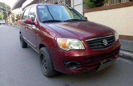 2012 Suzuki Alto k10 deluxe MT for sale