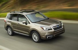 Subaru Forester 2018 & Subaru EyeSight tech to be launched in the Philippines next year