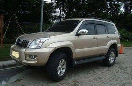 2006 Toyota Land Cruiser Prado 3.0 Turbo Diesel 4WD for sale