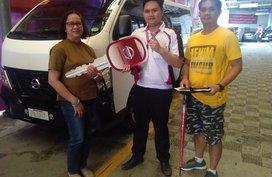 Nissan Urvan 2018for sale in Metro Manila