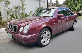 1997 Mercedes Benz E230 Us version for sale