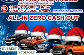 FORD ECOSPORT PROMO for sale