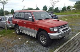 1999 Mitsubishi Pajero Fieldmaster (local) for sale