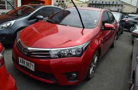 Well-kept Toyota Corolla Gl 2014 for sale