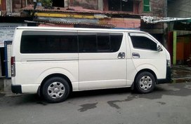 Well-kept Toyota Hiace 2013 for sale