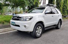 Toyota Fortuner 2008 G Gas Automatic for sale