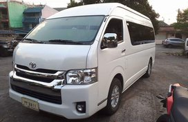 2016 Toyota Super Grandia LXV 2.5 Automatic Diesel for sale