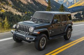 Jeep Wrangler 2018 prices announced