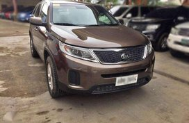 2015 Kia Sorento Lx 2.2 Crdi AT Brown For Sale