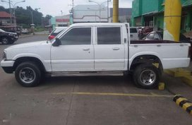 Fresh Mazda B2500 Manual White For Sale