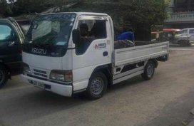 Isuzu Elf Dropside 2014 12ft White For Sale