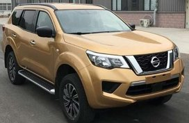 """Pickup-based"" SUV Nissan Terra 2018 appears in China"