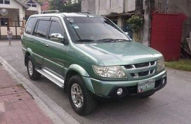 Fresh Isuzu Sportivo 2007 MT Green For Sale