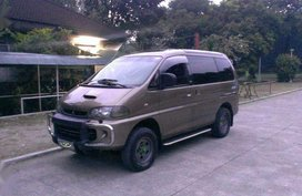 Mitsubishi Spacegear 2003 AT Brown For Sale