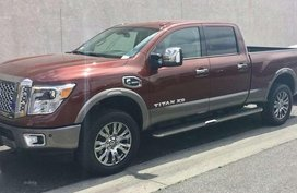 Brand New Nissan Titan XD Platinum for sale