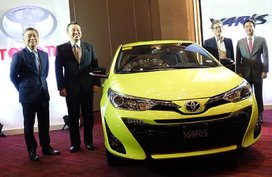 Toyota Yaris 2018 receives mid-cycle refresh in the Philippines