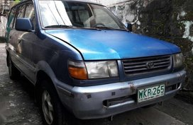 1999 model Toyota Revo glx for sale
