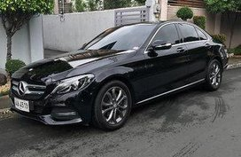 Well-maintained Mercedes-Benz C200 2015 for sale