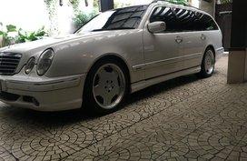 2001 Mercedes E55 for sale