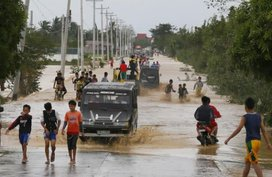 5 important safety tips for driving after a typhoon