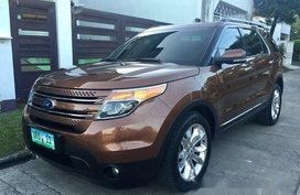 Well-maintained Ford Explorer 2012 for sale