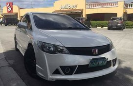 Well-maintained Honda Civic FD 2010 for sale