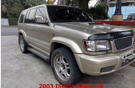 Well-maintained Isuzu Trooper 2003 for sale