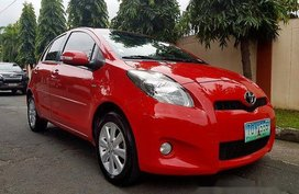 Well-kept Toyota Yaris 2012 for sale